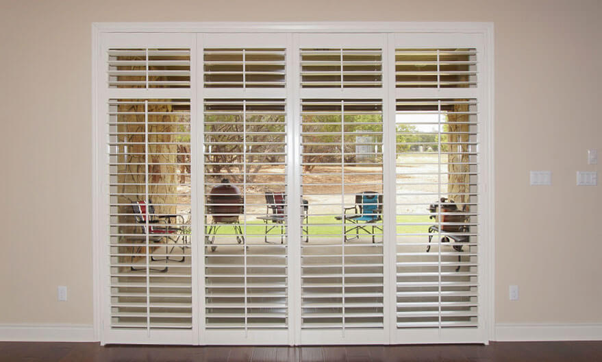 A Classic Look That Goes With Just About Any Décor, Interior Plantation  Shutters Are Something We Take A Little More Pride In Than Most.
