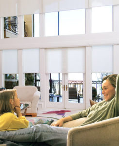 Smart shades in Austin look great in your home.